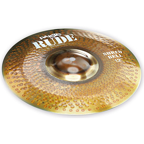 Paiste Rude 12  Shred Bell