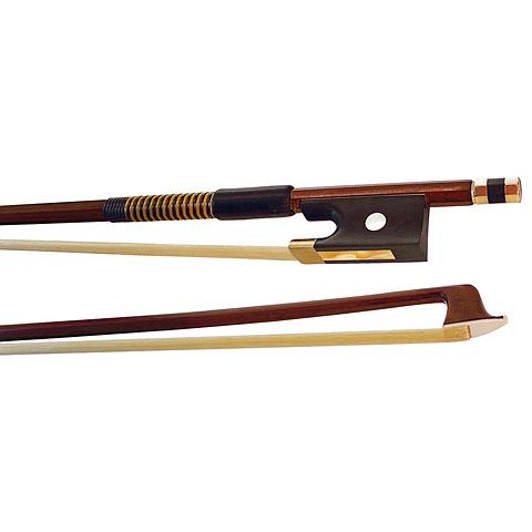 Hidersine Violin Bow - Brazilwood - Octagonal 3/4