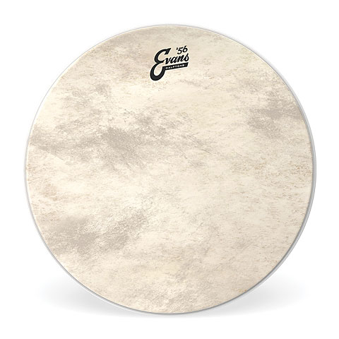 Evans Calftone 24  Bass Drum Head