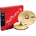 Sabian XSR First Pack « Pack de cymbales