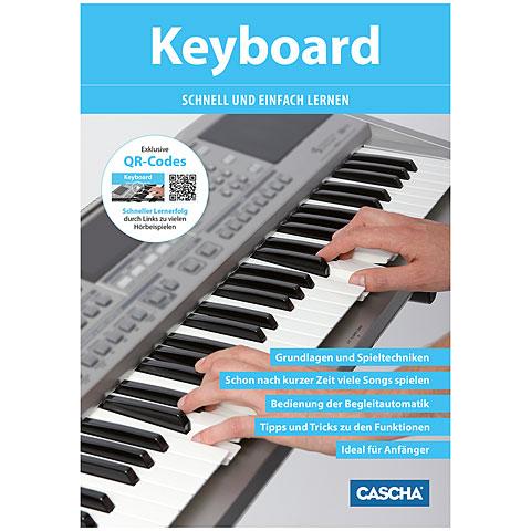 Cascha Keyboard schnell und einfach lernen