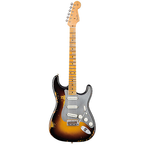 Fender Custom Shop Ltd Edition El Diablo Stratocaster
