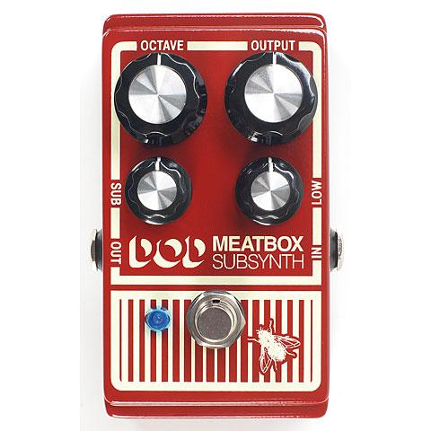 DigiTech DOD Meat Box