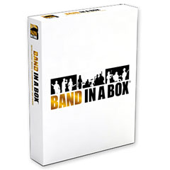 PG Music Band-in-a-Box Pro 2016 PC English
