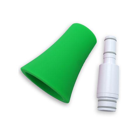 Nuvo Straighteen Jsax Kit white-green