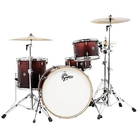 Gretsch Catalina Club 24  Satin Antique Fade Drumset