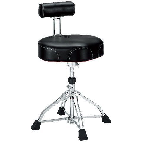 Tama 1st Chair HT741B Ergo-Rider Quartet with Backrest