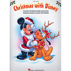 Hal Leonard Christmas with Disney for Piano (easy)