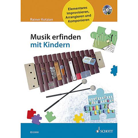 Schott Musik erfinden mit Kindern