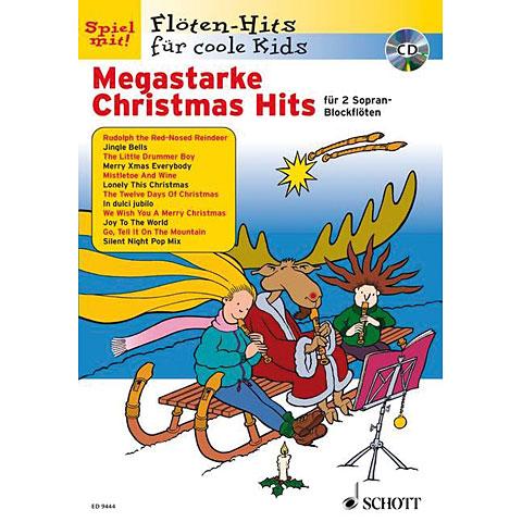 Schott Megastarke Christmas Hits