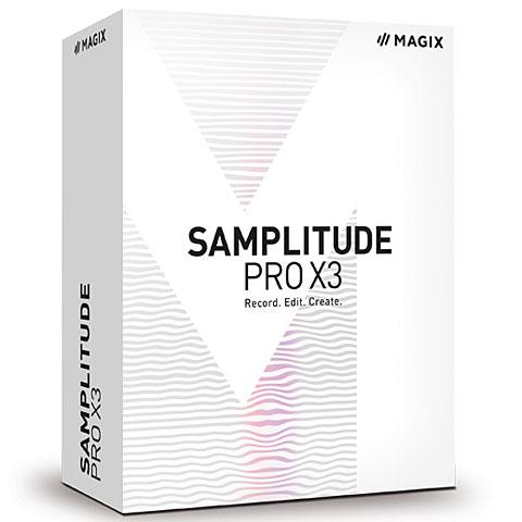 Magix Samplitude Pro X3 D