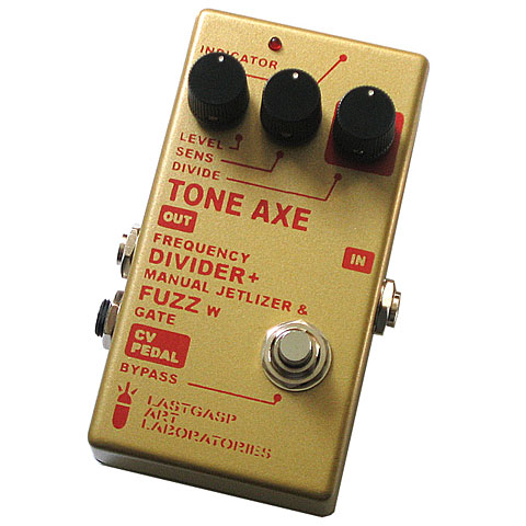 Lastgasp Art Laboratories Tone Axe