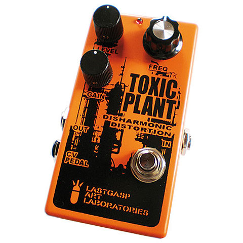 Lastgasp Art Laboratories Toxic Plant