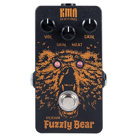 KMA Machines Fuzzly Bear