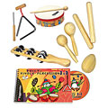 Set de percussion Voggenreiter Voggy's Kinder Percussion-Set