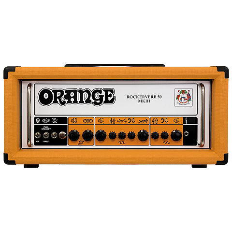 Orange Rockerverb 50H MK III Retoure