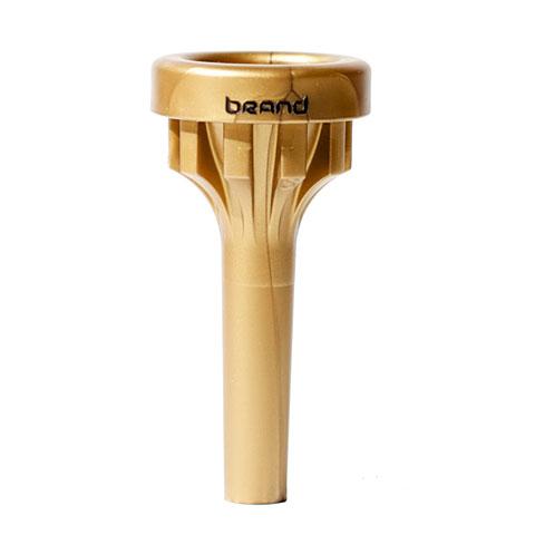 Brand Mundstücke 6 1/2 AL gold Turboblow