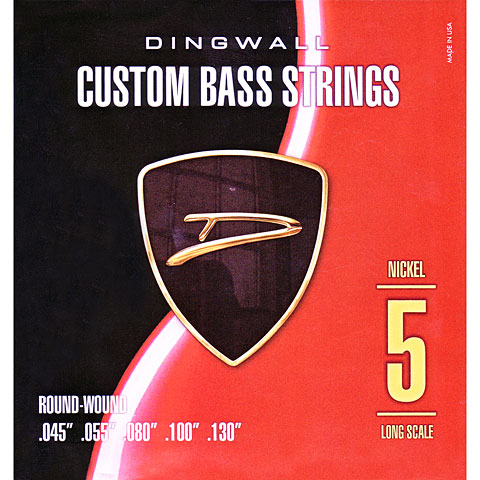 Dingwall Custom Bass Strings .045-.130