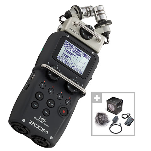 Zoom H5 APH-5 Bundle