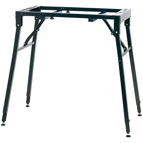 K&M 18950 Table-style keyboard stand - black