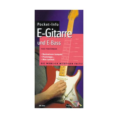 Schott Pocket-Info E-Gitarre & Bass
