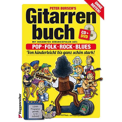 Voggenreiter Peter Bursch's Gitarrenbuch 1