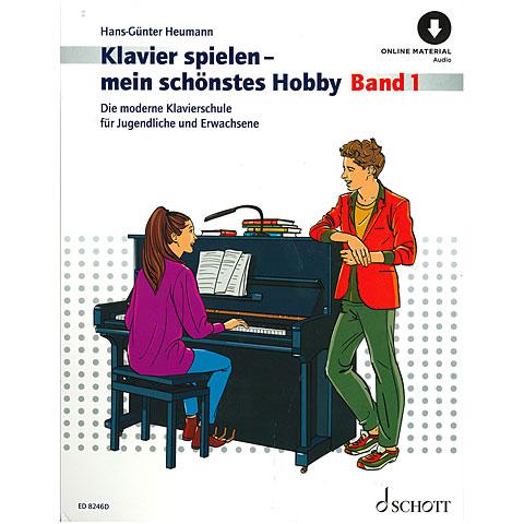 Schott Klavierspielen - mein schönstes Hobby Bd.1