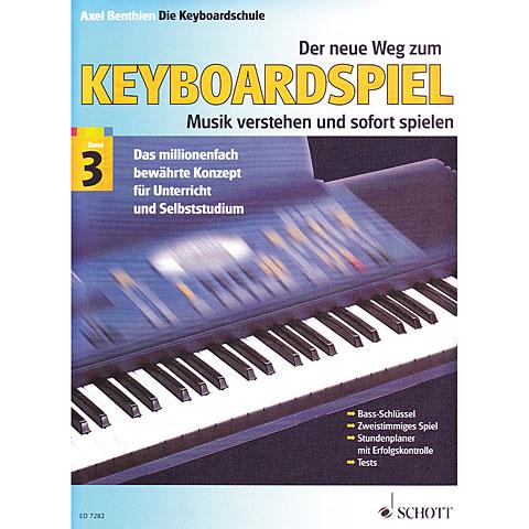 Schott Der neue Weg zum Keyboardspiel Bd.3