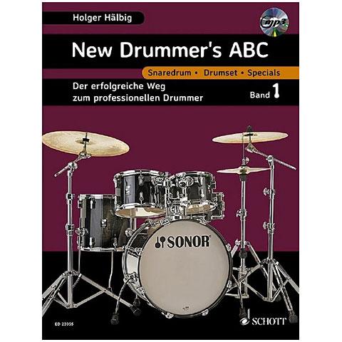 Schott Drummers ABC Bd.1