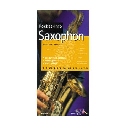Schott Pocket-Info Saxophon