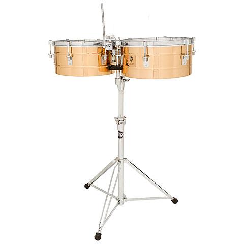 Latin Percussion Tito Puente LP257-BZ Bronze Timbales