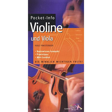 Schott Pocket-Info Violine & Viola