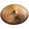 "Cymbale Ride Zildjian K Custom 20"" Left Side Ride"