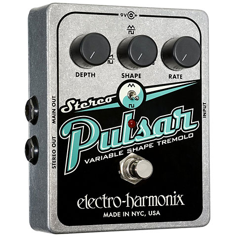 Electro Harmonix XO Stereo Pulsar