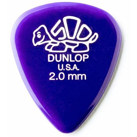 Dunlop Delrin Standard 2,00mm (12Stck)