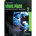 Schott Blues Piano Bd.2 « Manuel pédagogique