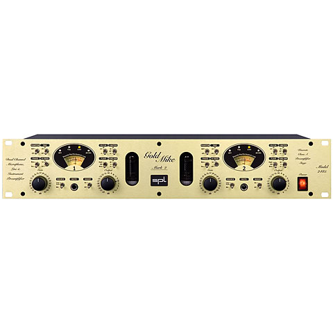 SPL 2485 Goldmike MK2