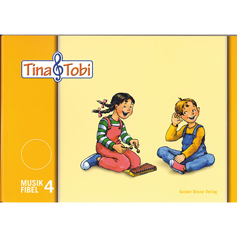 Bärenreiter Tina & Tobi Fibel 4 komplett