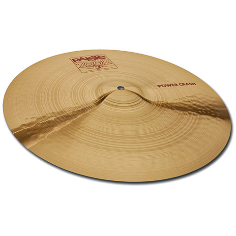 Paiste 2002 16  Power Crash