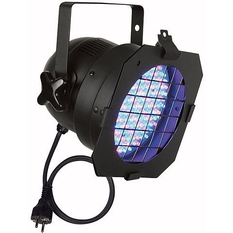 Showtec LED PAR 56 kurz schwarz