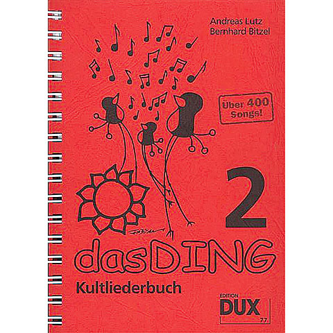 Dux Das Ding 2 - Kultliederbuch
