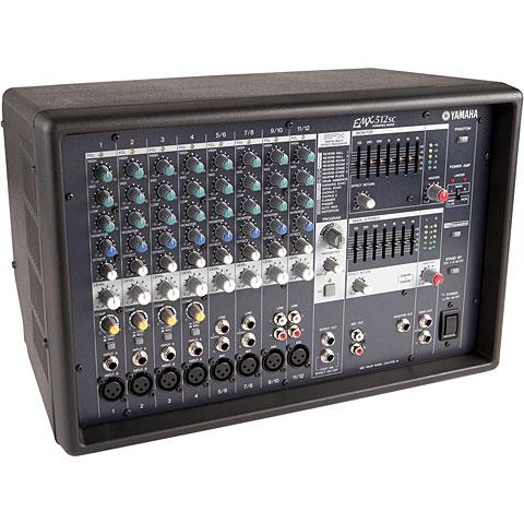 Yamaha EMX 512SC