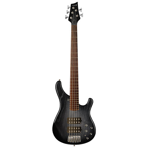 Sandberg Basic Ken Taylor 5-String Blackburst 2PH