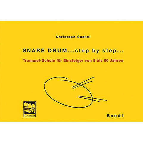 Leu Snare Drum...step by step Bd.1