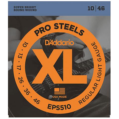 D'Addario EPS510 Pro Steels .010-046