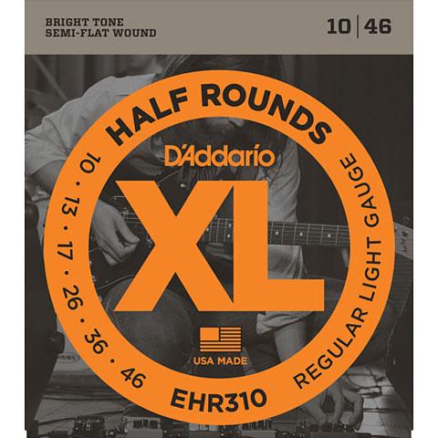 D'Addario EHR310 Half Rounds .010-046