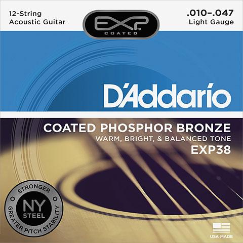 D'Addario EXP38 .010-047
