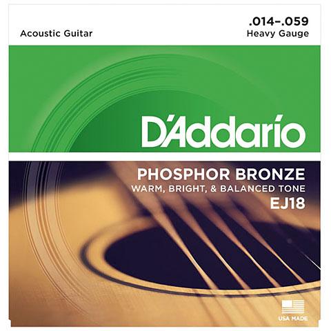 D'Addario EJ18 .014-059