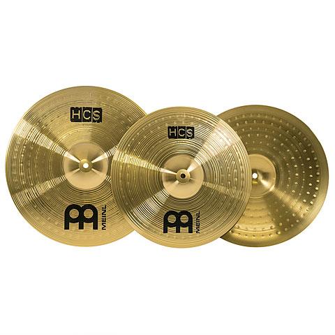 Meinl HCS Basic Cymbal Set (14HH/16C)