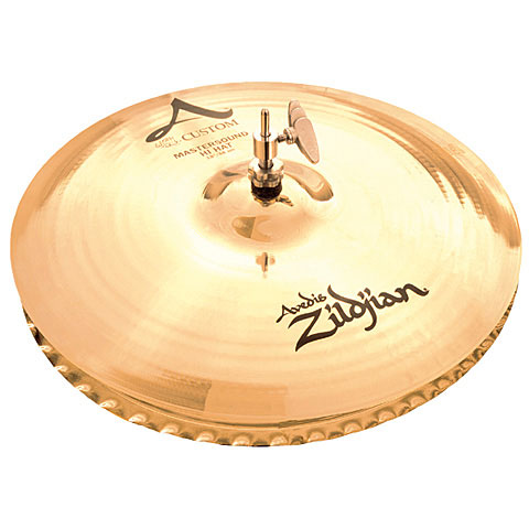 Zildjian A Custom 15  Mastersound HiHat